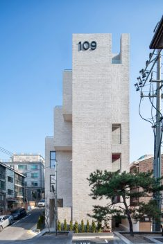 NONHYEON 109 Office and Apartment Building / 05STUDIO