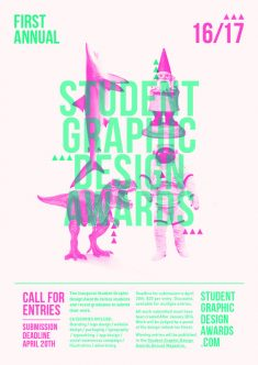 Student Graphic Design Awards