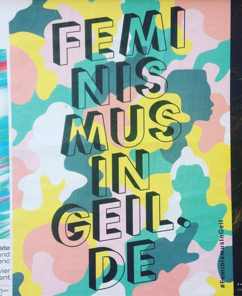 Feminism in awesome – here we are!
