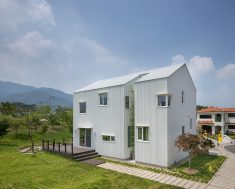 MOAK Twin House / HUSO + Partners