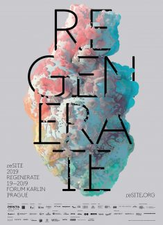 reSITE 2019 Regenerate – visual identity