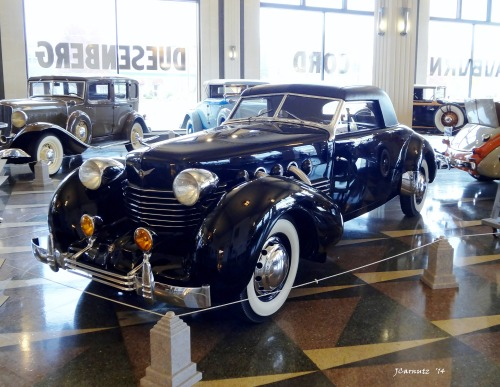 carnutzphoto:1937 Cord 812 Coupe Taken at the… –