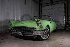 myfeedly: hemmingsmotornews: Fully restored 1957 Ford Thunderbird for…