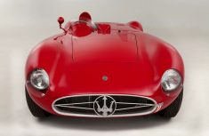 specialcar:1955 MASERATI 300S SPORTS-RACING… –