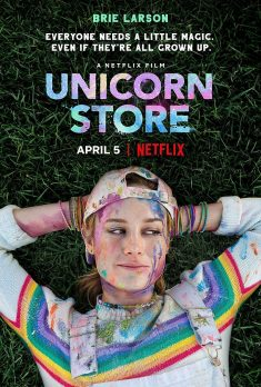 New Unicorn Store (2019) poster!