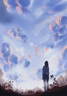 Clouds. by aglyra