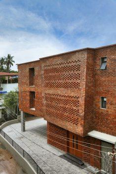 Benziger Hospice Home / Srijit Srinivas – ARCHITECTS