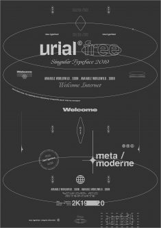 Urial – Typeface