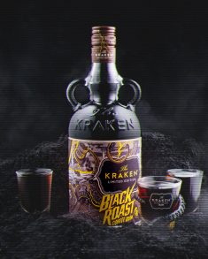 The Kraken Black Roast Coffee Rum | Limited Edition