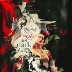 Dark dark hearts : blend by Carllton