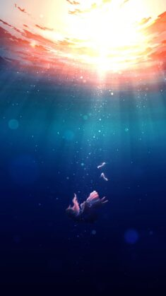 I am Drowning by evagraphic1