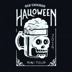 Old Chicago Halloween ???? ????