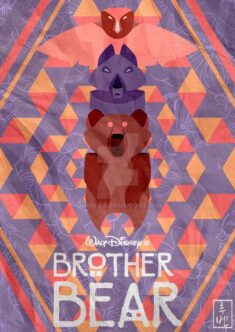 Disney Classics 44 Brother Bear by Hyung86