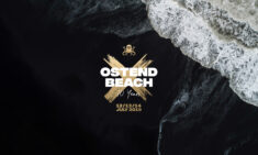 Ostend Beach – rebranding