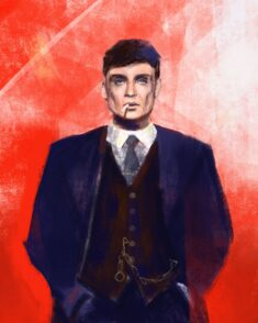 Thomas Shelby by Muskratum