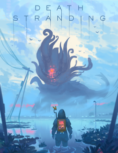 Death Stranding by Gydw1n