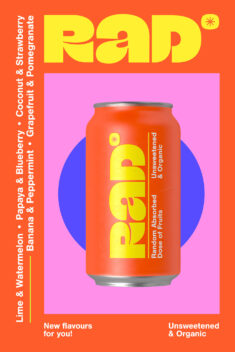 RAD – Random Absorbed Dose of Fruits