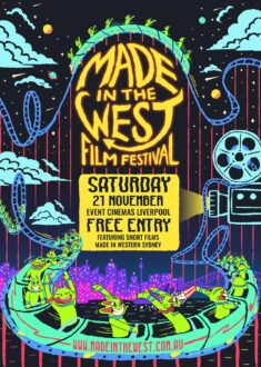 Made in the West Poster by Bratzoid