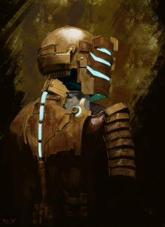 Deadspace – Isaac full armor by oiluig