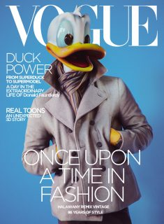 Vogue – Once Upon a Time In Fashion
