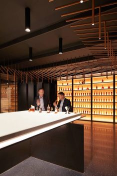 Gallery of Tasting Room for Master Blenders / Elluin Duolé Gillon architecture