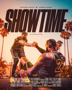 Lakers Showtime | Movie Poster