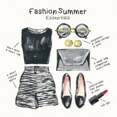 A C R Y L / Summer Fashion for woman