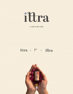 Ittra – Branding and packaging