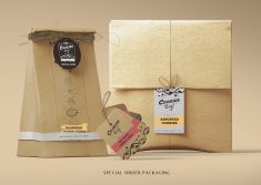 Branding & Packaging: Cookies in a Bag