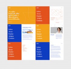 hbf / branding and website