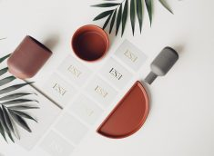 Élena-S   Brand Identity, Printed Collateral