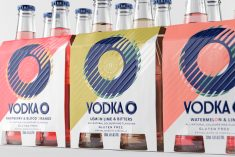 Vodka O 3d visualisation for BoldInc