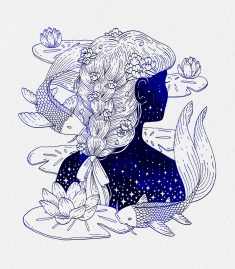 """Pisces: """"The Mysterious Soul"""""""