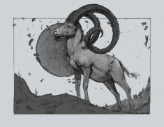 Aries Ram by EleMont