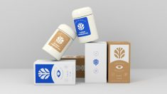 Aromatherapy packaging-dark brand