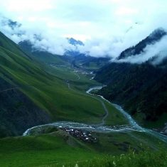 Minimarg Astore valley
