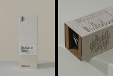 PROCEANIS Branding and Packaging Design
