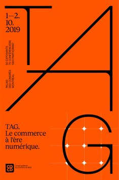 TAG. Commerce in the digital age.