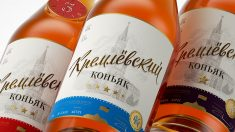 The Kremlin cognac
