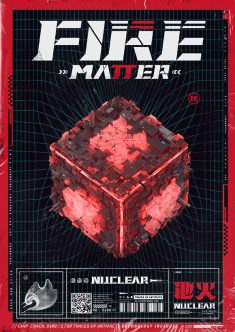 The Nuclear Matter Concept Poster