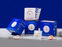 Unomi Health Care Rebranding & Packaging