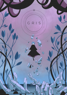 GRIS – Various Illustrations