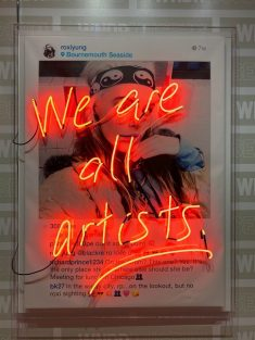 wajfaaaa | We are all artists