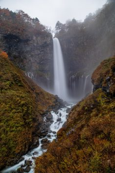 Kegon Falls, Nikko, Japan