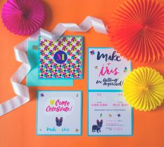 Wedding Identity for Mike & Iris