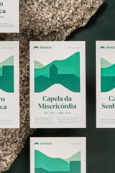 Municipality of Arouca – Branding
