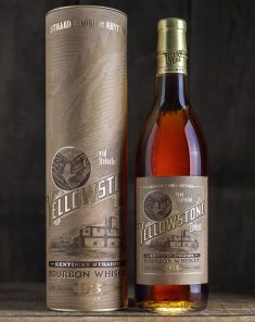Yellowstone Bourbon Labels Illustrated by Steven Noble