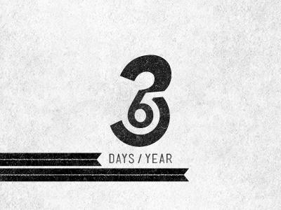 365 Days / Year