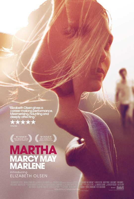 MARTHA MARCY MAY MARLENE 1 Sheet poster