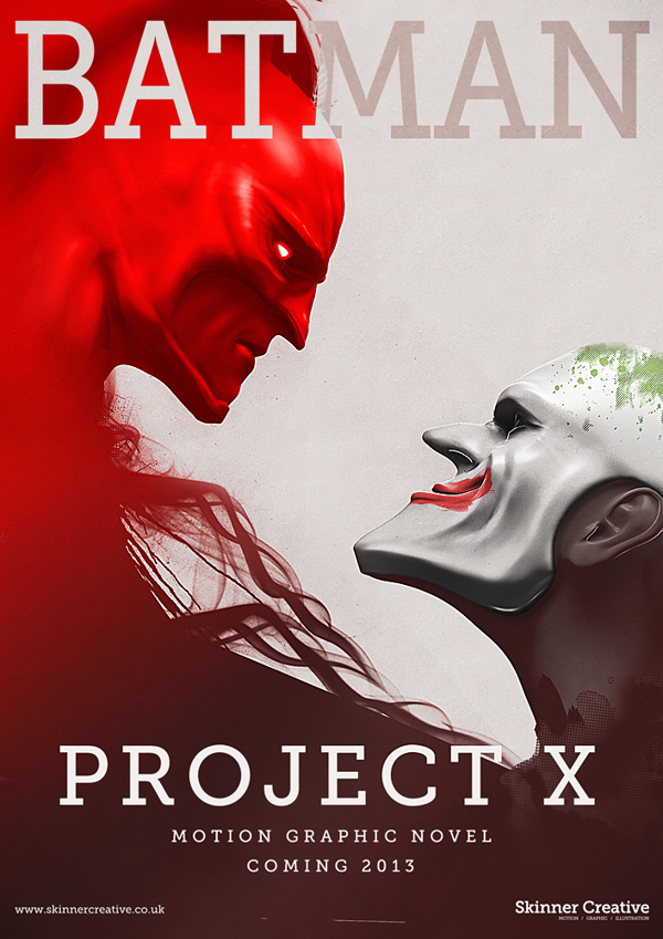 Batman Project X
